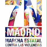 7N_Marcha estatal contra las VIOLENCIAS MACHISTAS